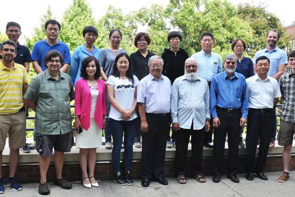 UMN PAC hosted visitors from Chinese Agriculture University