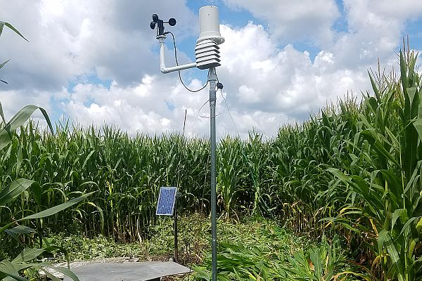 AERF weather station